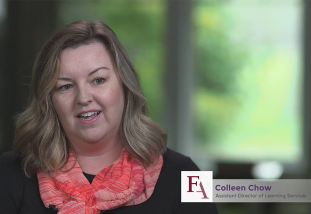 Our Story: Colleen Chow – Orton-Gillingham (OG) learning specialist