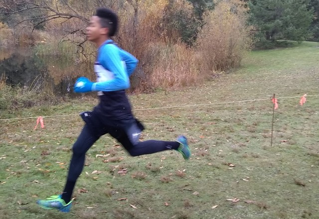 Cross Country Provincial Results