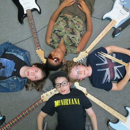 Spring Break Camp: David Beckingham Rock School