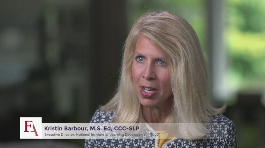 Our Story: Kirstin Barbour – Evidence-based Learning Outcomes
