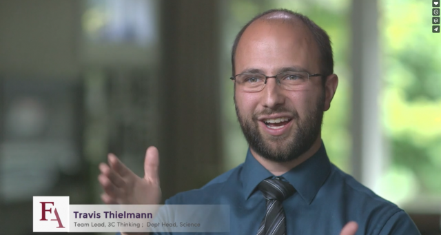Our Story: Travis Thielmann – How EF, NILD Educational Therapy, and 3C Thinking Work Together