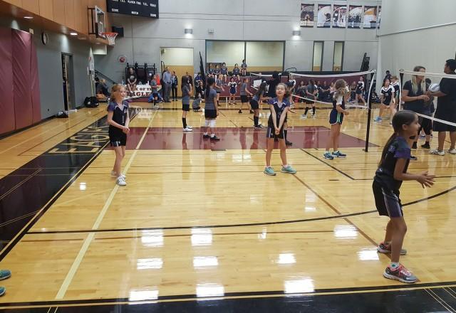 Jr School Sports