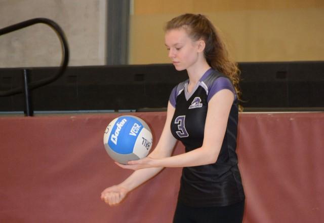 Sr Girls Volleyball – Game 2
