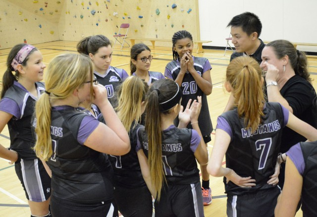 Bantam Girls Season Ends on a High Point