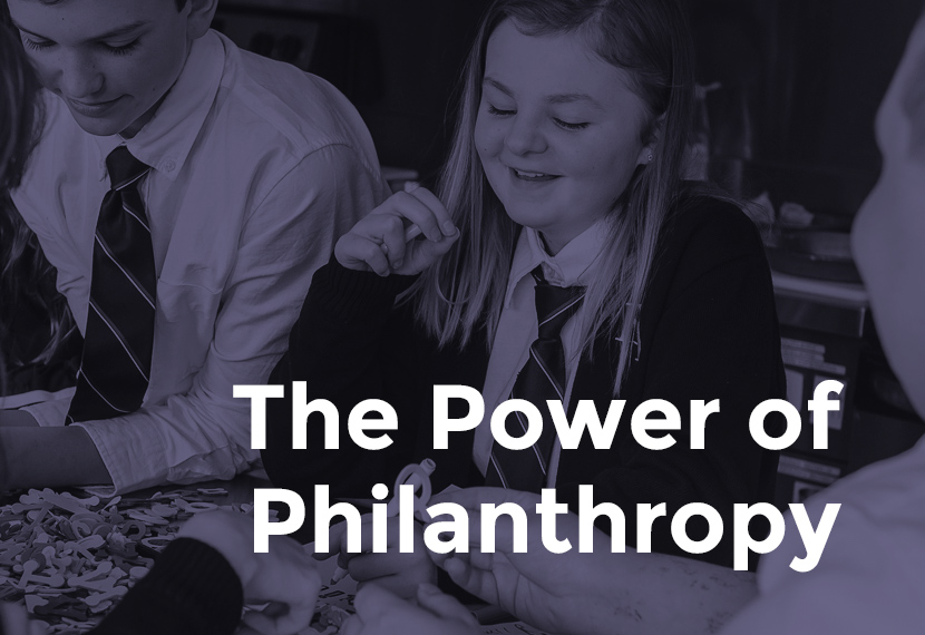 Spotlight on the Power of Philanthropy