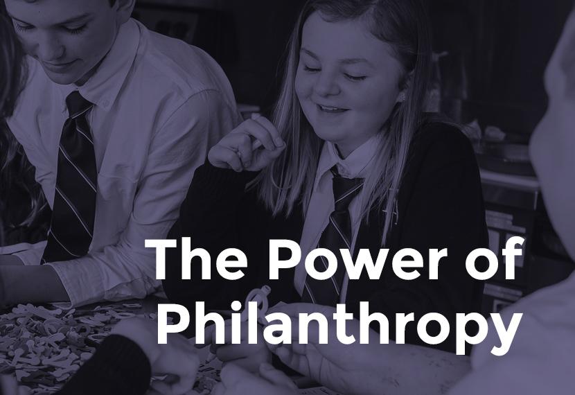 Spotlight on the Power of Philanthropy