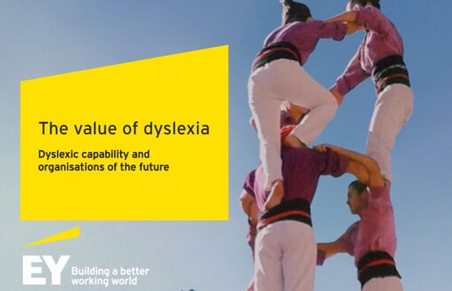The Value of Dyslexia