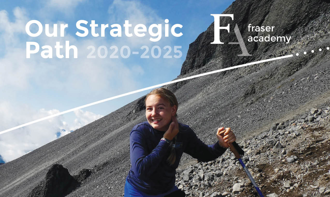 Our Strategic Path 2020-2025