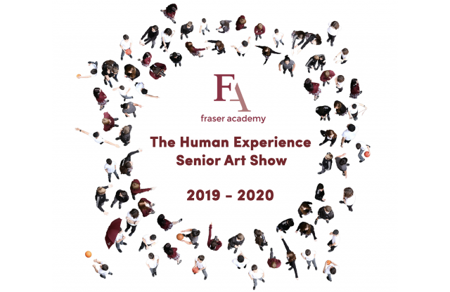 The Human Experience – Senior Art Show 2020