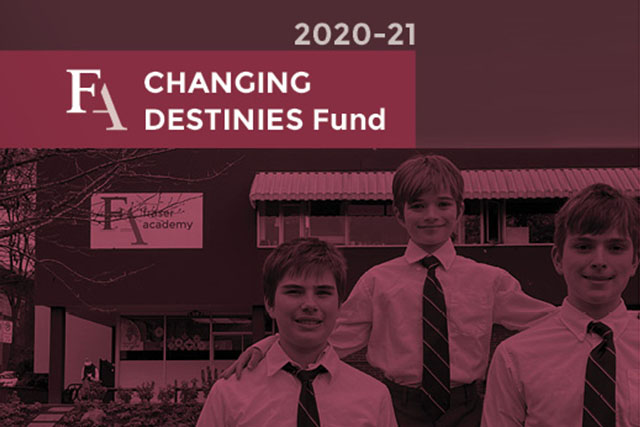 Changing Destinies: One Student's Story